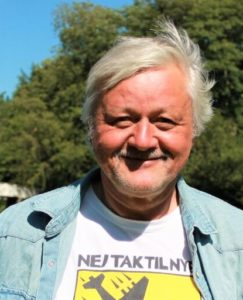 Holger Petersen Kommunalbestyrelsesmedlem. spidskandidat, Møgeltønder